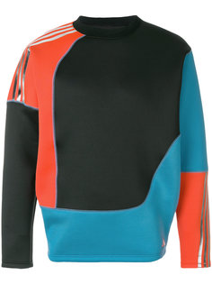 толстовка  с круглым вырезом Spacer  Adidas By Kolor