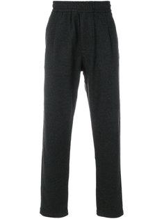 брюки прямого кроя Pino Soulland