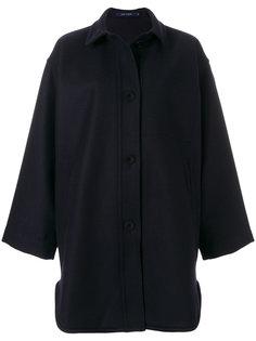 свободное пальто на пуговицах  Sofie Dhoore