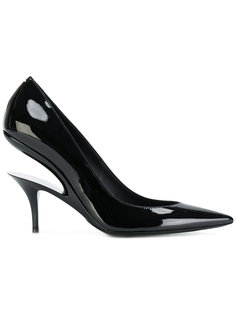 туфли с резным задником Maison Margiela