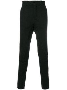 брюки с трикотажными панелями The Viridi-Anne