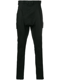 брюки с накладными карманами Devoa