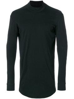 удлиненная футболка  Devoa