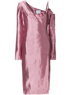 платье с открытым плечом  Daizy Shely