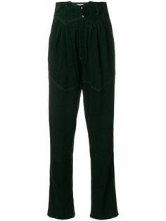 зауженные брюки Situationist