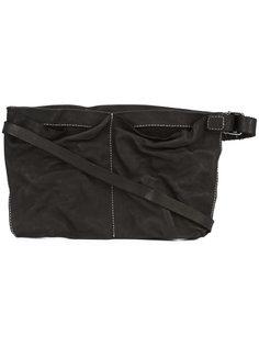 квадратная поясная сумка Uma Wang