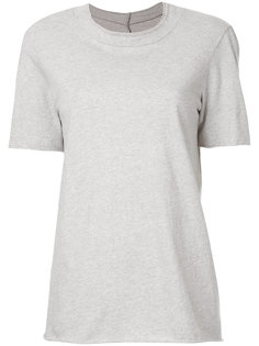 футболка с необработанными краями Zambesi