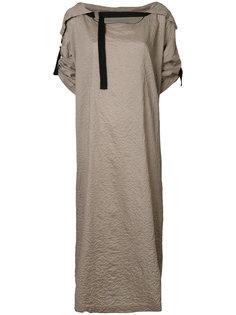 платье в стиле оверсайз Zambesi