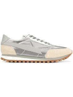 кроссовки с панельным дизайном Marc Jacobs