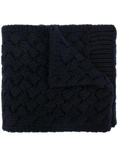 трикотажный шарф Salvatore Ferragamo