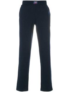 спортивные брюки прямого кроя Paul & Shark