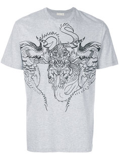 футболка с графическим принтом Etro