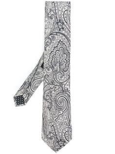 """галстук с принтом """"пейсли"""" Etro"""