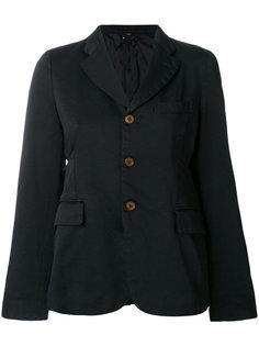 slim-fit scalloped blazer Comme Des Garçons