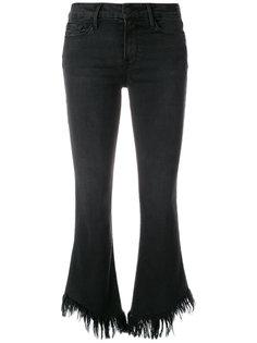 укороченные джинсы  Frame Denim