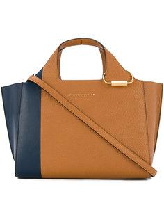 сумка-тоут с панельным дизайном Victoria Beckham