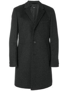 пальто средней длины Boss Hugo Boss