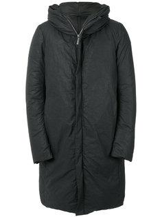 стеганое пальто с капюшоном Poème Bohémien