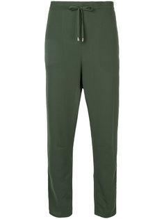 брюки с завязкой на талии Puvi Mads Nørgaard