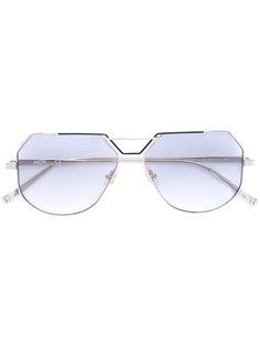 солнцезащитные очки-авиаторы MCM