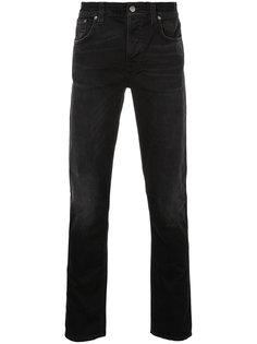 джинсы кроя слим Grim Tim Nudie Jeans Co