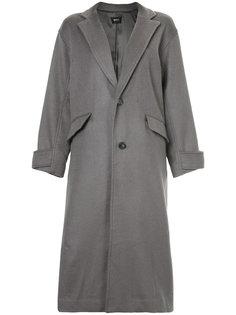 oversized maxi coat G.V.G.V.