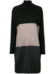 платье-джемпер с широкой полосой  IM Isola Marras
