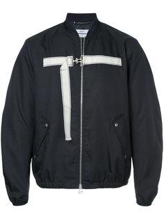 куртка-бомбер с кокнтрастными лямками Oamc