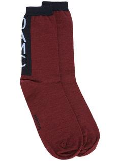 носки с логотипом Oamc