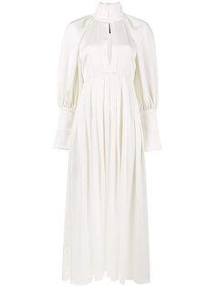 платье с высокой горловиной The Contained Ellery