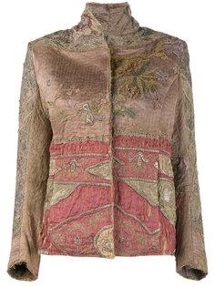 пиджак French Ecclesiastic в стиле 18 века By Walid