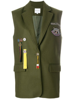 пиджак без рукавов Scout Patch Mira Mikati