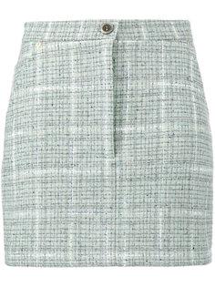 юбка с вышивкой  Natasha Zinko