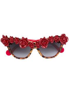 солнцезащитные очки с розами Anna Karin Karlsson