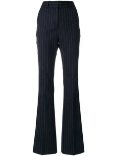 pinstriped wide-leg trousers Filles A Papa