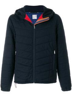 пуховое пальто с капюшоном Paul Smith