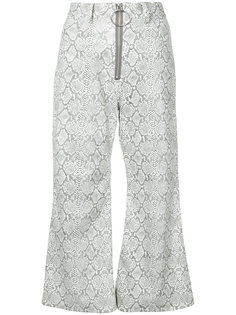 kick flare trousers G.V.G.V.