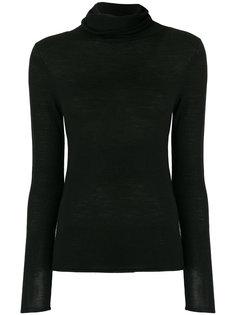 свитер с отворотом  Sottomettimi