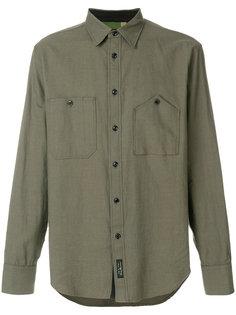рубашка с нагрудными карманами Rag & Bone