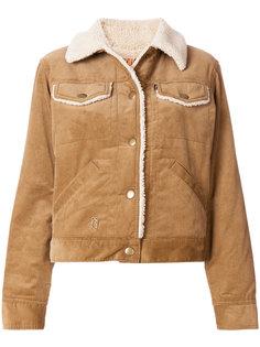 вельветовая укороченная куртка Marc Jacobs