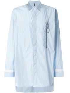 рубашка с  застежкой-молнией Oamc