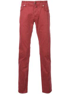 брюки стандартного кроя Jacob Cohen