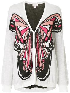 butterfly cardigan Giamba