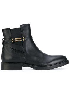 ботинки с ремешком вокруг щиколотки Tommy Hilfiger