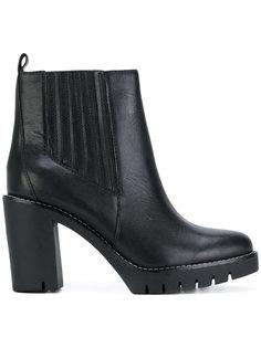 ботинки Челси на каблуках Tommy Hilfiger