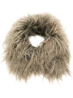 шарф из овечьей шерсти Salvatore Santoro