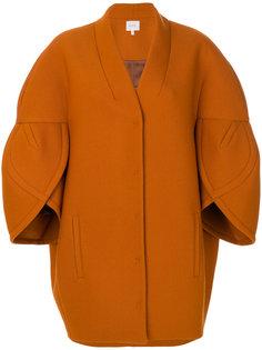 структурированная куртка с рукавами три четверти  Delpozo