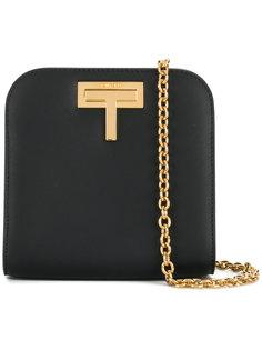 квадратная сумка на цепочке Tom Ford