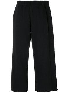 широкие спортивные брюки  Mm6 Maison Margiela