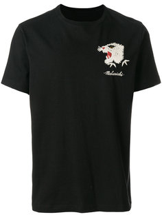 футболка с круглым вырезом Maharishi